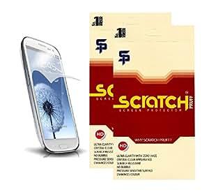Scratch Pruff Matte Screen Guard For Samsung Galaxy A5 Pack Of 2