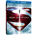 [US] Man of Steel (2013) [Blu-ray + DVD + UltraViolet]