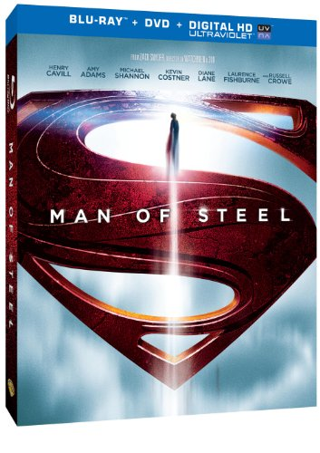 51vR8bdNsiL Man of Steel (Blu ray+DVD+UltraViolet Combo Pack)