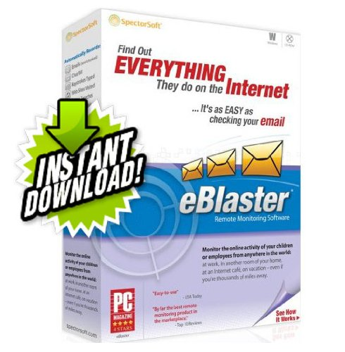eBlaster Computer Monitoring Software