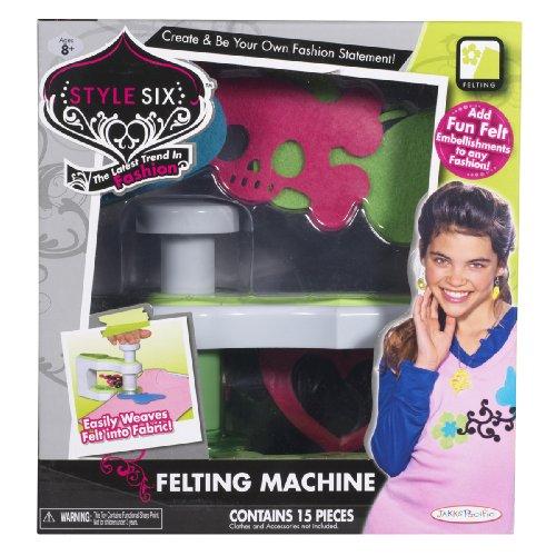 Style Six Felt Fever - Felting Machine - 1