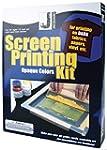 Jacquard Screen Printing Kit, Opaque