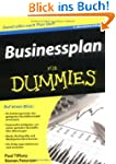 Businessplan f�r Dummies