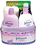 Johnson's Baby Gift Set, Bedtime Sweet Sleep Set Basket