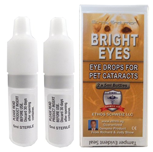 Ethos Carnosine Nac Eye Drops For Pets