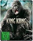 King Kong - Steelbook (exklusiv bei Amazon.de) [Blu-ray] [Limited Edition]