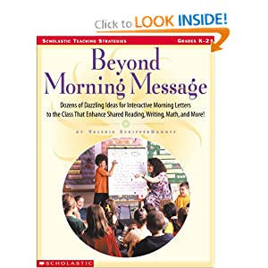 Beyond Morning Message (Grades K-2)