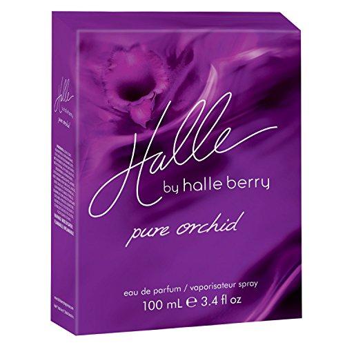 Halle Berry Pure Orchid Eau de Parfum Spray, 3.4 Fluid Ounce (Halle Berry Pure Orchid compare prices)