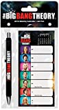 The Big Bang Theory Weekly 2016 Calendar + Pen