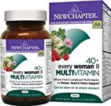 New Chapter Every Woman II Multivitamin, 96 Tablets