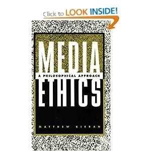 essay on journalism ethics