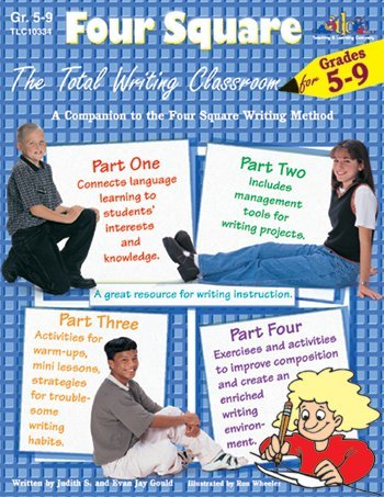 Four Square Gr 5-9 The Total Writing Classroom - 1