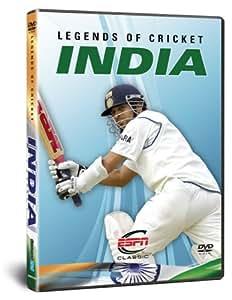 Legends of Cricket - India [DVD]