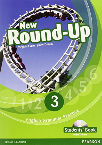 Round-Up 3. English Grammar Book. New and updated