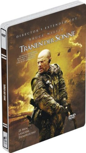 Tränen der Sonne (Director's Extended Cut) (Steelbook Edition) [Director's Cut]