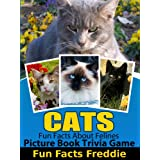 Trivia Quiz Games For Cat Lovers (Kids Books Ages 9-12 For Kindle)
