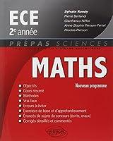 Maths ECE 2e Année Programme 2014