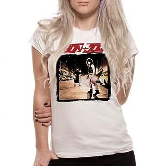 Bon Jovi Run T-shirt: Amazon.co.uk: Clothing
