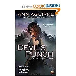 Devil's Punch: A Corine Solomon Novel Ann Aguirre