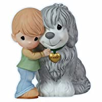 Precious Moments You Can Always Lean on Me Figurine
