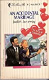 img - for An Accidental Marriage (I'm Your Groom) (Silhouette Romance, No 1207) book / textbook / text book