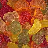 Goody Good Stuff's Vegan Imported Gummy Tropical Fruits - 2.2 Lb. Bag