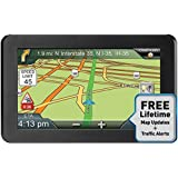 "Magellan Roadmate(r) 9412t-lm 7"" GPS Device With Lifetime Map & Traffic Alerts RM9412SWLUC"