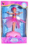 Flying Flower Fairy Doll with Motion Sensor Pink
