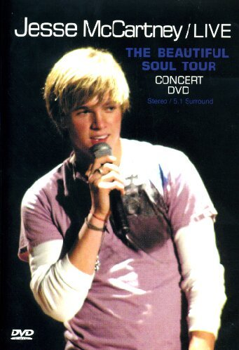 Jesse McCartney - The Beautiful Soul Tour Concert