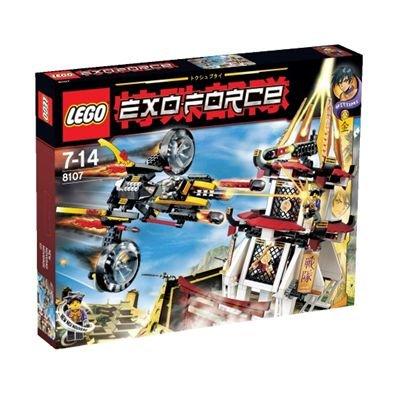 LEGO Exo Force 8107: Sentai Golden Tower