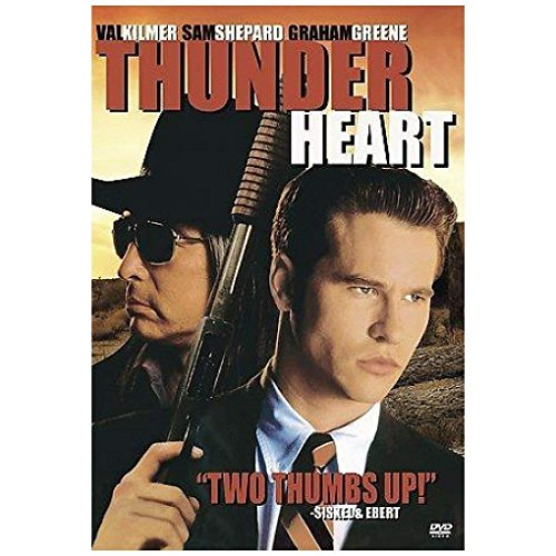 DVD : Thunderheart / Ws (Widescreen)