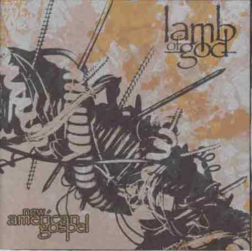 New American Gospel by Lamb of God (2000) Audio CD
