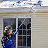 Snow Joe RJ202M 5-Foot Aluminum Snow Roof Rake Extension Handle
