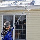 Snow Joe RJ202M 5-Foot Aluminum Snow Roof Rake Extension Handle