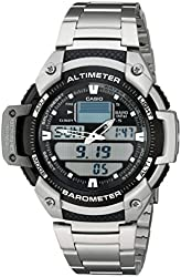 Casio Men's SGW400HD-1B Sport Multi-Function Grey Dial Watch