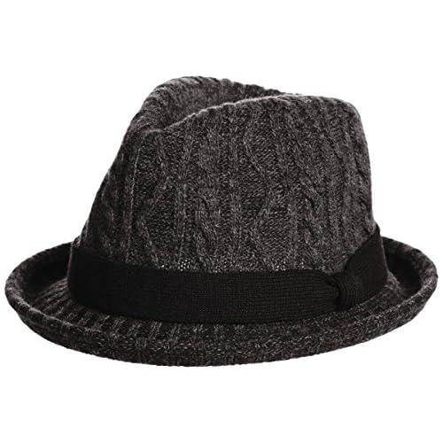 (カスターノ)CASTANO CA CABLE THERMO HAT 43CT9CA39100U c017 Dk Grey M