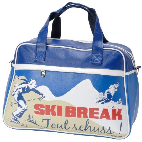Reisetasche / Weekender SKI BREAK blue