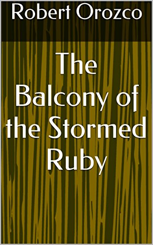 The Balcony of the Stormed Ruby PDF