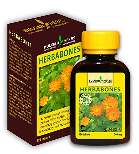 Herbabones - Healthy Bones And Joints