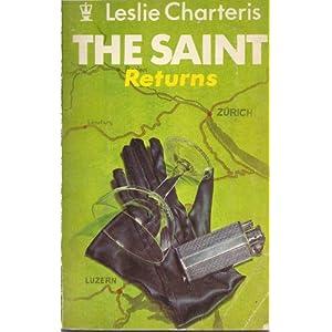 Leslie Charteris The Saint in London