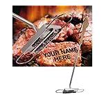 Invotis Barbecue Steak Branding Iron