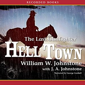 Hell Town Audiobook