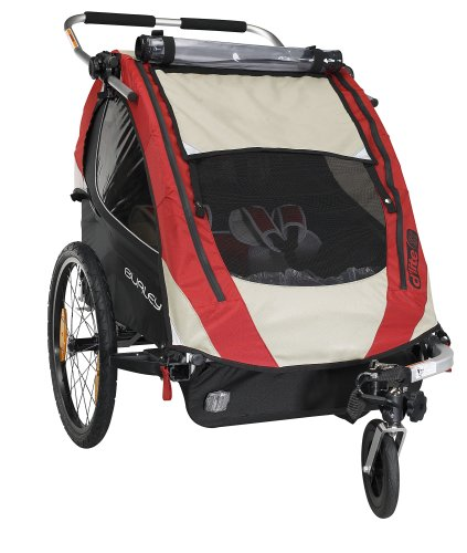 kids 39 accessories burley d 39 lite st double child bicycle. Black Bedroom Furniture Sets. Home Design Ideas