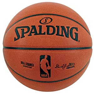 Spalding NBA 6lb Weighted Trainer Basketball