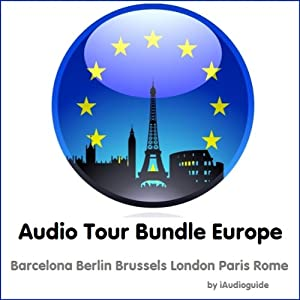 City Audio Tour Collection: Europe | [ iAudioguide]