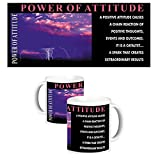 ToduGift Power of attitude mug