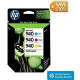 HP 940 Tri-color Combo Inkjet Cartridge (CN065FN)