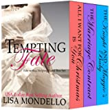 Tempting Fate (BOXED SET 1-3): a contemporary wedding romance (Fate with a Helping Hand Book 0)