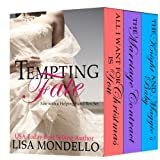 Tempting Fate (BOX SET 1-3) (Fate with a Helping Hand Book 0) ~ Lisa Mondello
