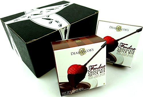 Dean Jacob's Chocolate Fondue Quick Mix, 3 oz